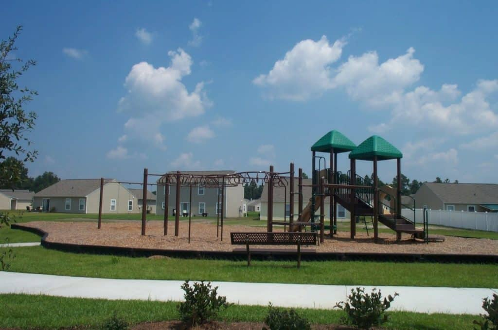 Bellegrove Community Playground