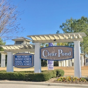 Clear Pond at Myrtle Beach National